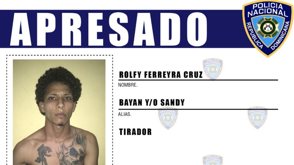 Detienen a hombre que le disparó a expelotero David Ortiz - David Ortiz