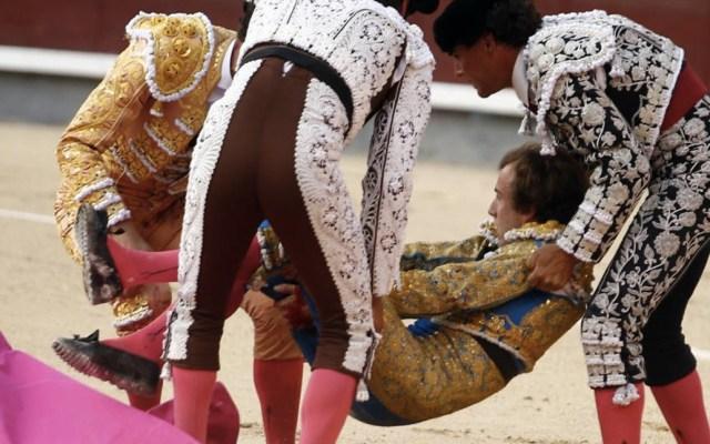 #Video Román Collado sufre cornada en Las Ventas - Foto de El Mundo