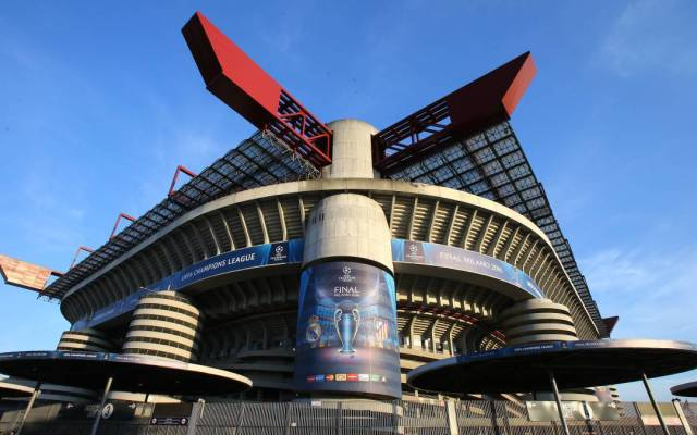 Inter y Milan presentan plan para construir nuevo estadio - Foto de Javier Gandul Diario AS