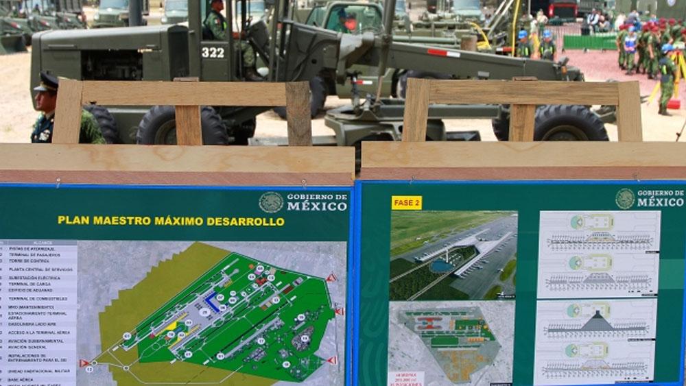 ¿Cancelan aeropuerto en Santa Lucía? Así lo explica AMLO