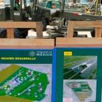 Conceden suspensiones definitivas contra construcción de Santa Lucía