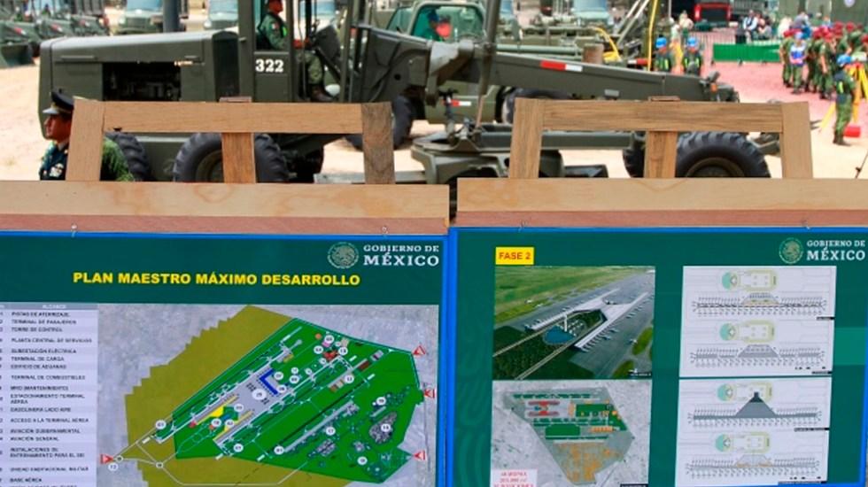 Conceden suspensiones definitivas contra construcción de Santa Lucía - santa lucía