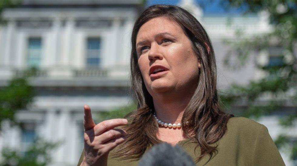Hay progreso, pero nos encaminamos a aranceles el lunes: La Casa Blanca - Foto de AFP / Jim Watson