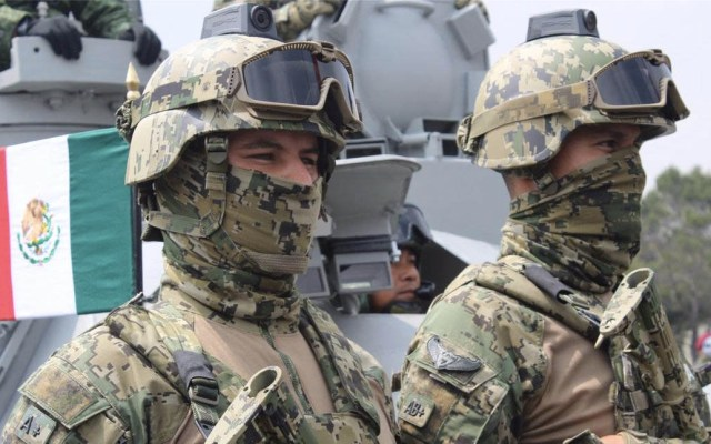 Semar debe informar sobre organizaciones criminales que operan en México - Semar Secretaría de Marina organizaciones