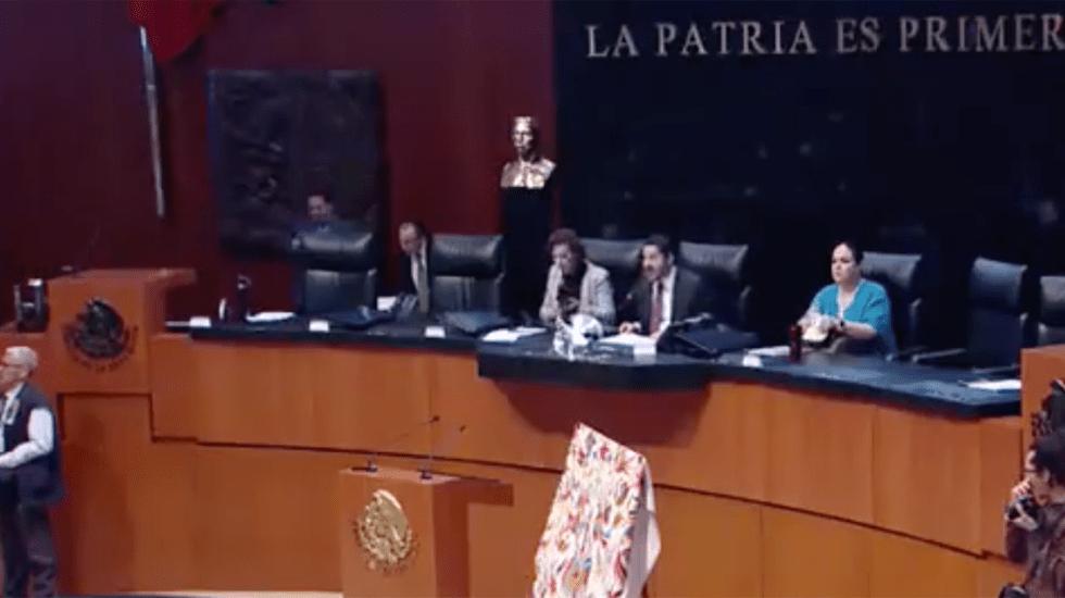 Senadores discuten ratificación del T-MEC