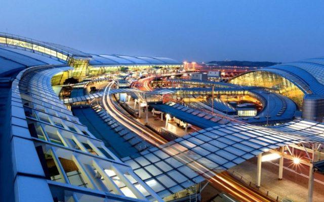 Los 10 mejores aeropuertos del mundo - Foto: mapei.com