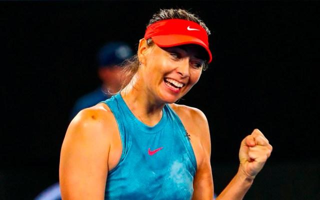 Sharapova reaparecerá en el Mallorca Open tras lesión - sharapova