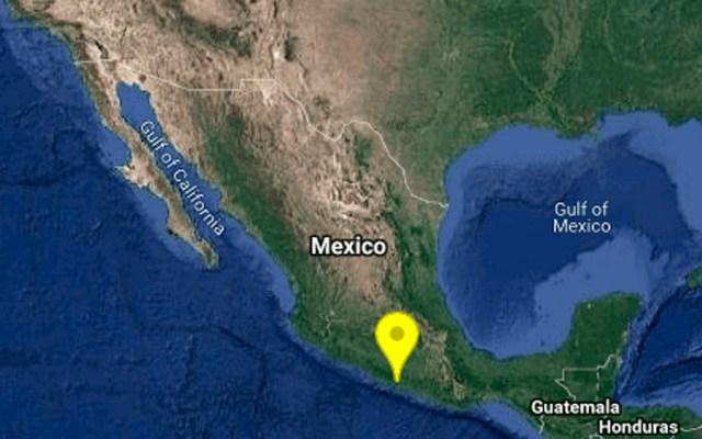 Sismo de magnitud 4.9 sacude Guerrero - sismo guerrero