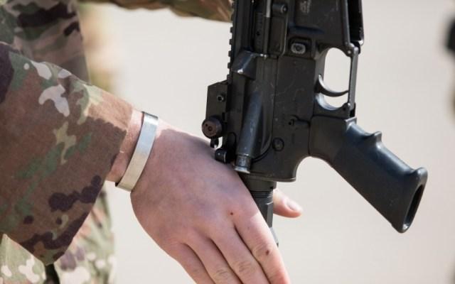 Estados Unidos envía mil soldados a Medio Oriente - Soldados Medio Oriente Estados Unidos