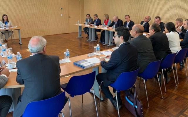 Cancillería pide a Europa apoyar Programa de Desarrollo en Centroamérica - Foto de @SRE_mx