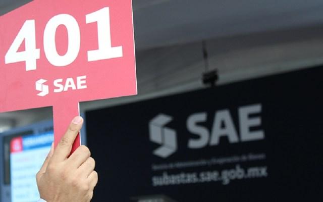 López Obrador invita a subasta de residencias confiscadas - Subasta. Foto de SAE