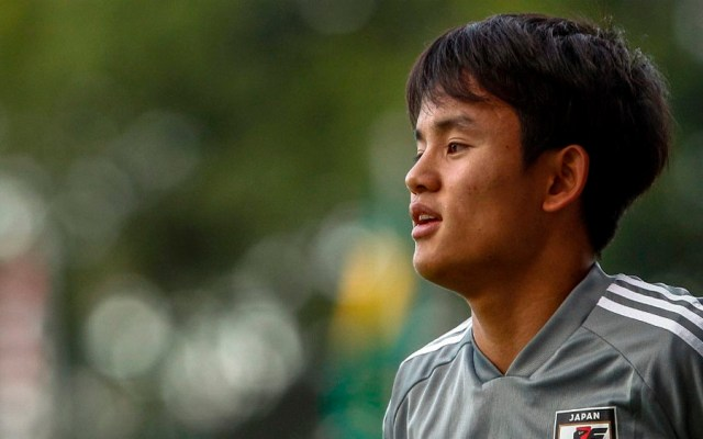 Real Madrid contrata al japonés Takefusa Kubo - Takefusa Kubo real madrid