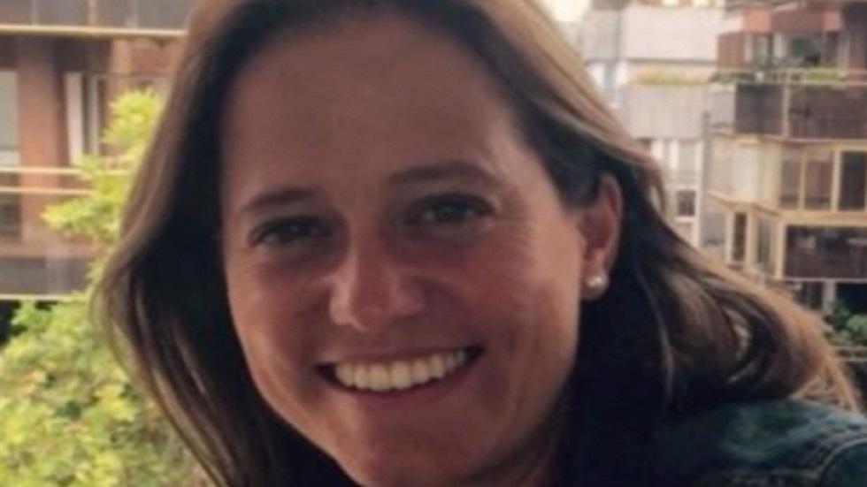 Profesora muere en viaje de solidaridad del Opus Dei - Profesora Teresa Cardona. Foto de El Mundo