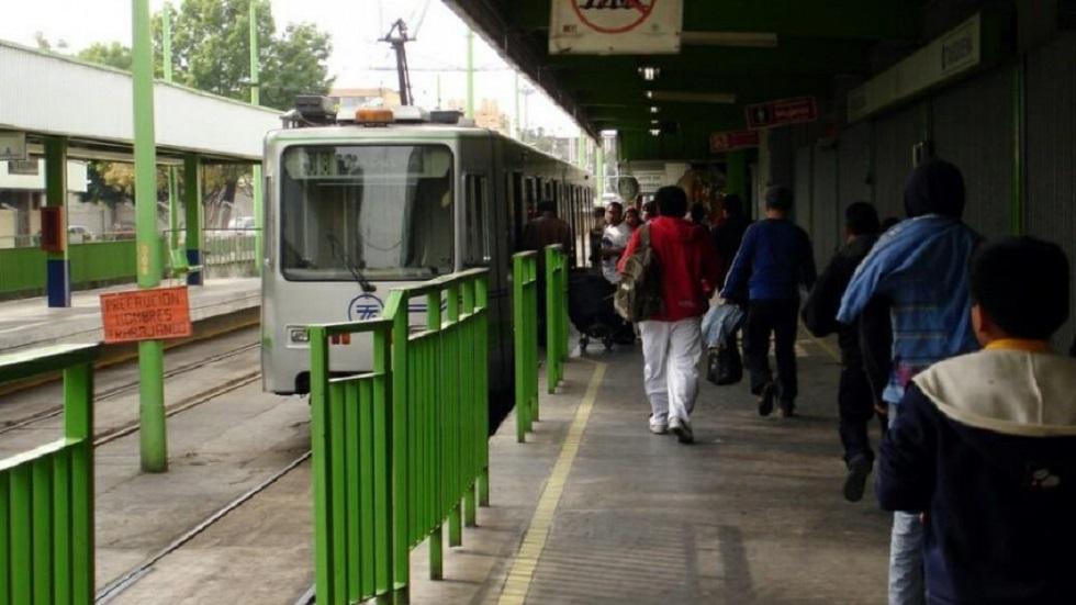 Cerrarán 10 estaciones del Tren Ligero durante medio año - Tren Ligero de la CDMX. Foto de cdmxtravel.com