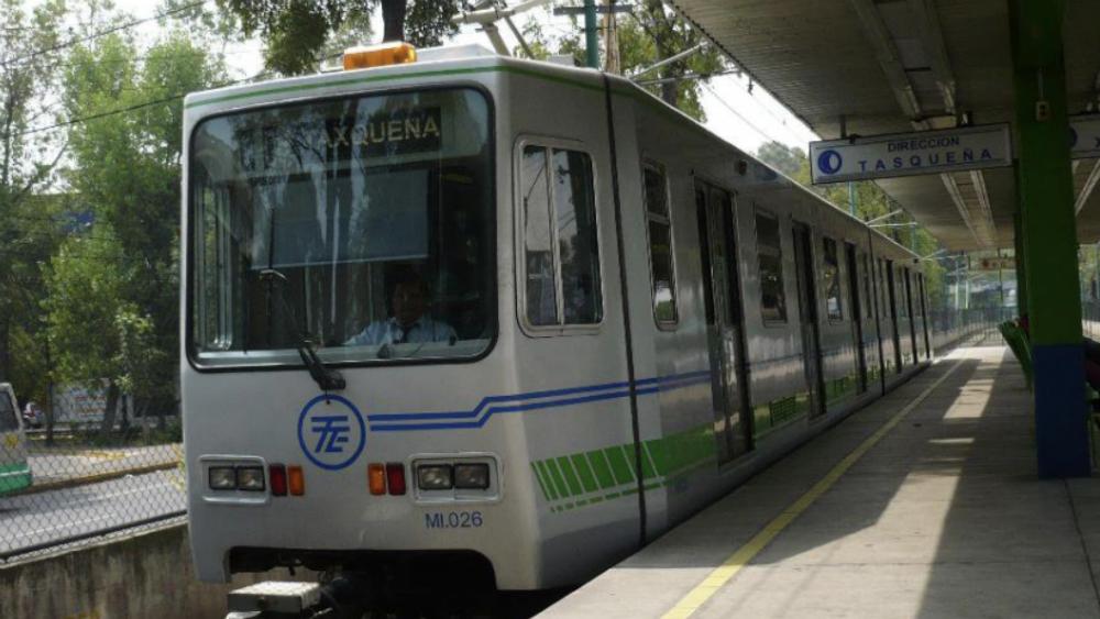 Injuve asesorará a usuarios del tren ligero por trabajos de modernización - tren ligero