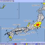 Terremoto castiga el noroeste de Japón, pero solo causa heridos leves