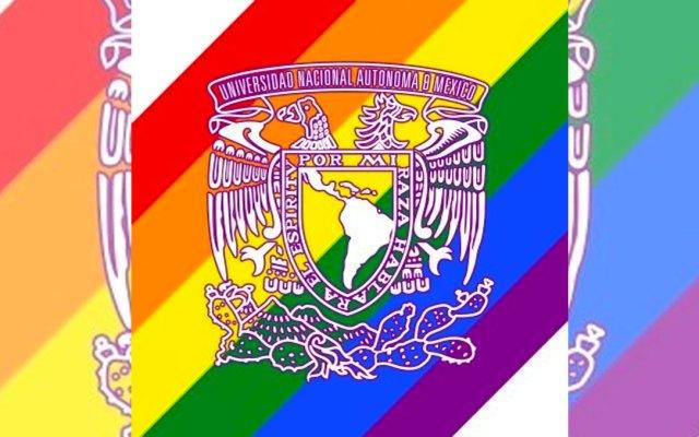 UNAM se une a conmemoraciones por Día Internacional del Orgullo LGBT+