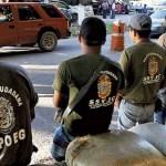 Emboscan a policías y asesinan a seis en Guerrero - Policías de la Unión de Pueblos Organizados del Estado de Guerrero. Foto de Milenio