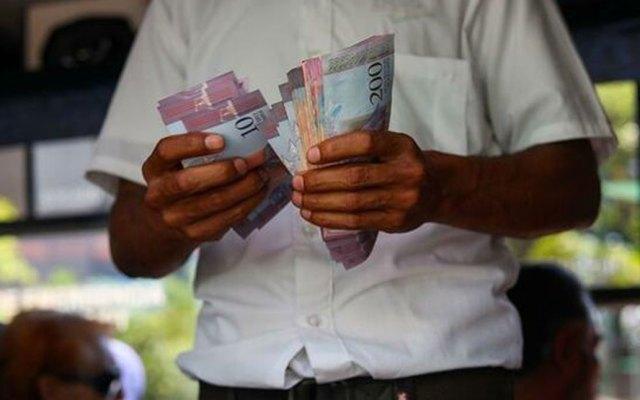 Venezuela incorpora tres nuevos billetes para enfrentar hiperinflación - billetes venezuela