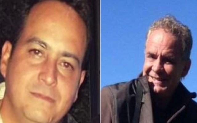 Relacionan a 'goteras' con desaparición de dos hombres en la CDMX - Víctimas de 'goteras'. Foto de @c4jimenez