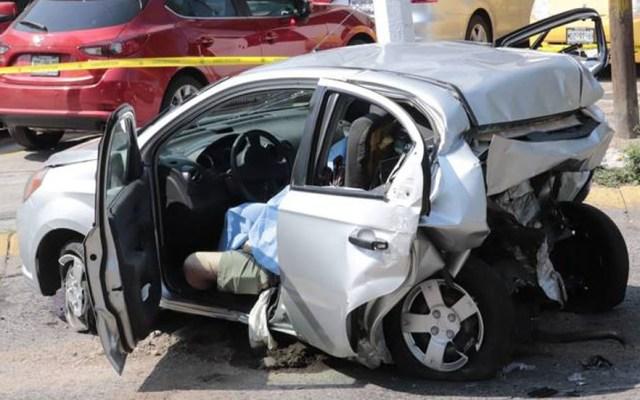 Quitan agravantes a acusaciones contra Joao Maleck - Un hombre de 33 años y una joven de 26 murieron a bordo de su auto, luego de que el futbolista Joao Maleck los impactara por detrás con su Mustang, en Zapopan, Jalisco. Foto de El Occidental