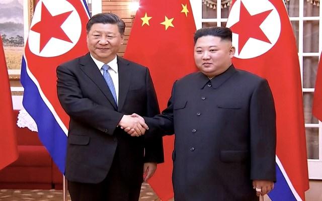 Xi Jinping inicia su visita de dos días a Corea del Norte - Xi Jinping visita Corea del Norte