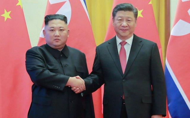 Xi Jinping visitará Corea del Norte esta semana - xi-jinping-kim-jong-un