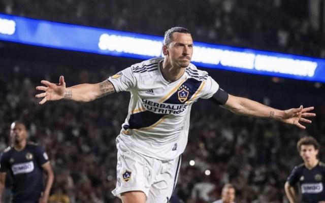 Ibrahimovic es el futbolista mejor pagado de la MLS - Foto de LA Galaxy