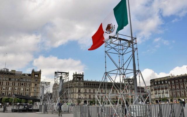 Dos salidas del Metro Zócalo estarán cerradas por AMLOFest - Foto de Notimex