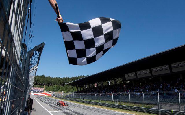 Reflejos del GP de Austria 2019 - Foto de EFE.
