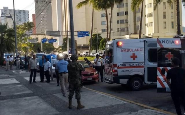 Ataque en bar de Acapulco fue un ajuste de cuentas - Acapulco ataque bar disparos