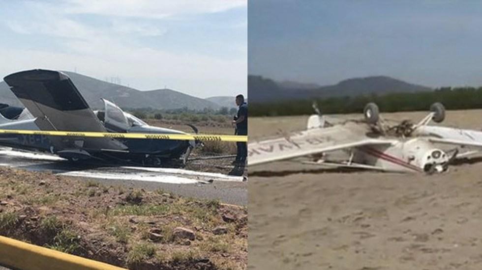 Se desploman dos aeronaves en la Comarca Lagunera - Foto de Político