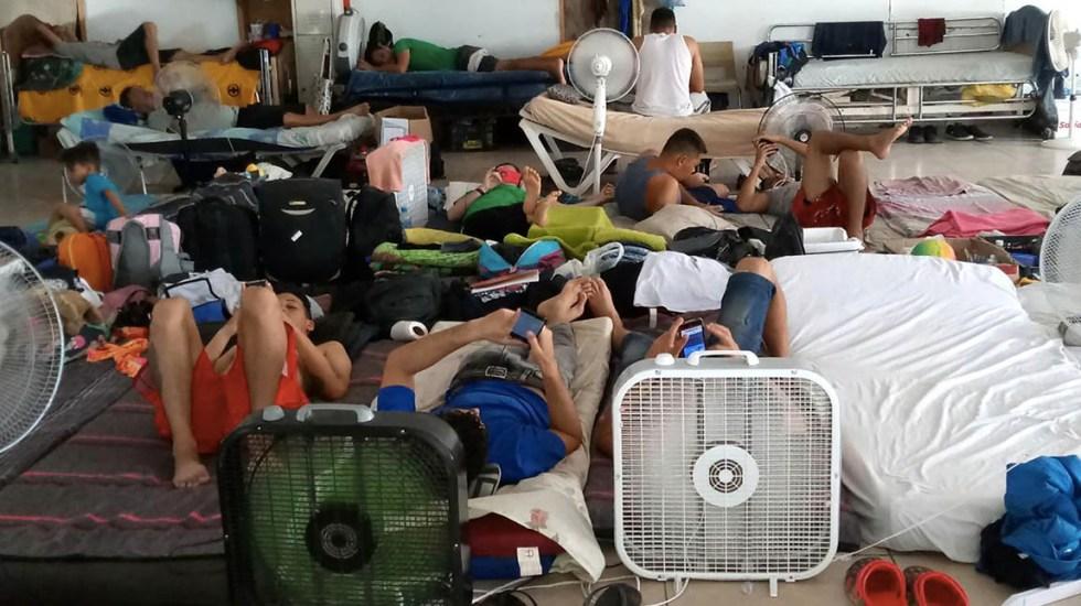 SRE anuncia 60 mdp para mejorar albergues y estancias para migrantes - Albergue estancia migrantes estancias albergues