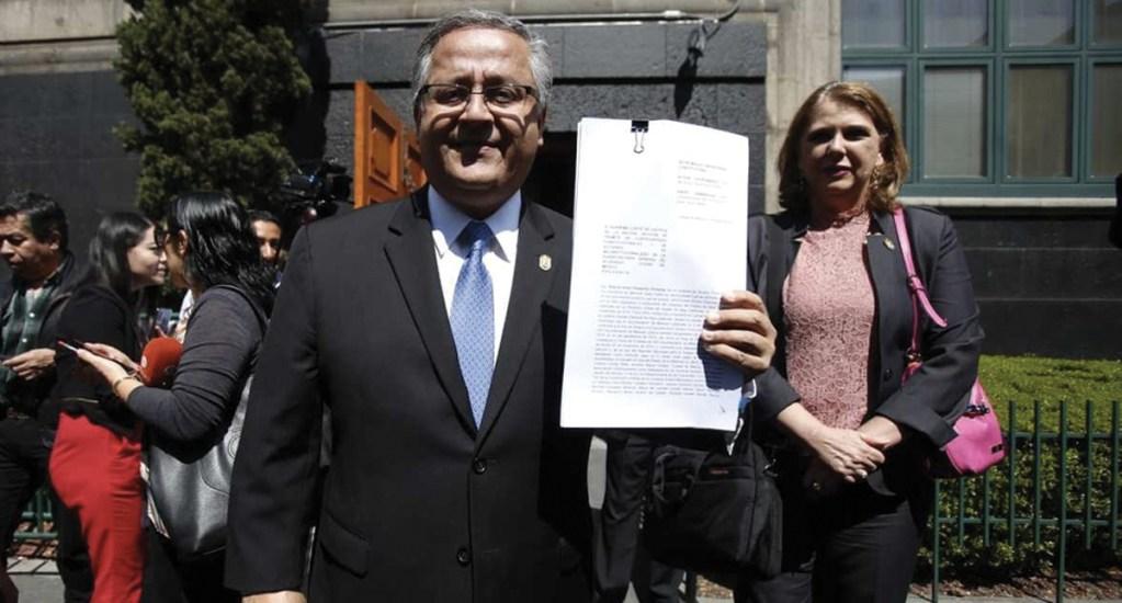 Alcalde de Mexicali presenta controversia ante SCJN por ampliación de mandato. Noticias en tiempo real