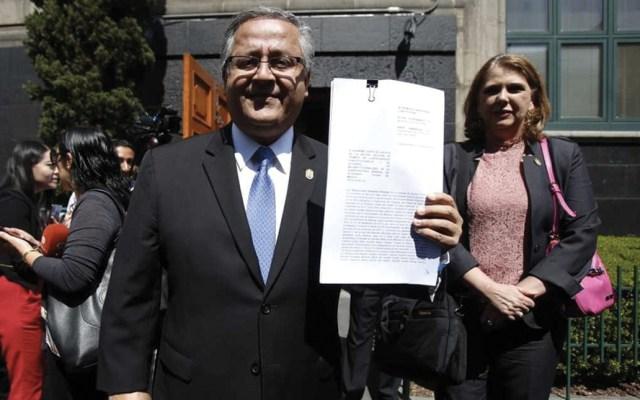 Alcalde de Mexicali presenta controversia ante SCJN por ampliación de mandato - Foto de Milenio