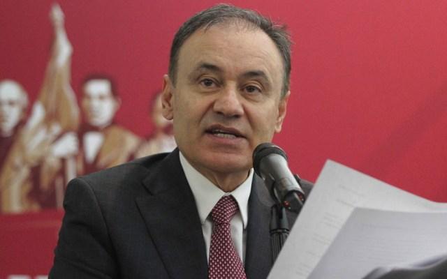 """Reconoce Durazo """"desinformación"""" en proceso de transición de PF a Guardia Nacional - Alfonso Durazo Secretario Seguridad Pública"""