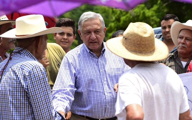 "Funcionarios corruptos irán al ""tambo"", asegura López Obrador - AMLO Andrés Manuel López Obrador Michoacán tambo"