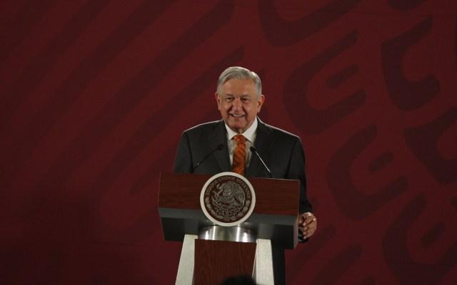 Conferencia de AMLO (15-07-2019) - Andrés Manuel López Obrador. Foto de Notimex-Gustavo Durán.