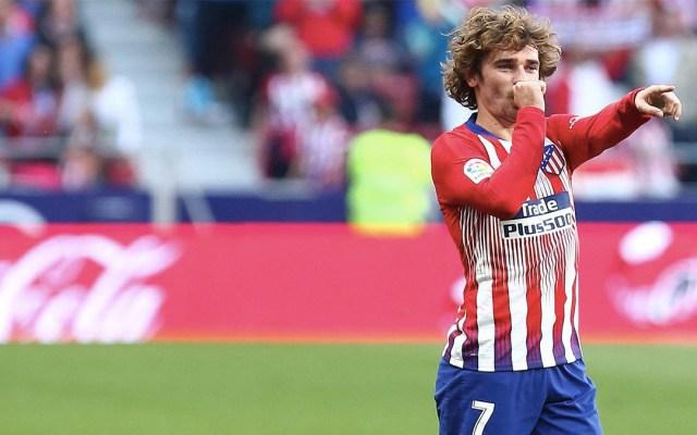 Atlético llama a Griezmann a entrenamientos y critica al Barcelona - Atlético de Madrid Antoine Griezmann Barcelona