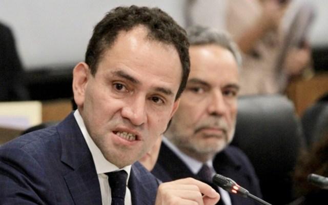 Diputados alistan ratificación de Arturo Herrera en SHCP - arturo herrera