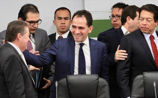 Plan de Negocios de Pemex es un primer paso con calificadoras: Herrera - Arturo Herrera comparecencia