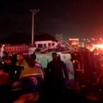 Asalto provoca volcadura y deja al menos tres muertos en la México-Puebla