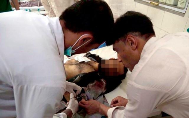Atentado suicida deja al menos siete muertos en Afganistán - atentado Afganistán
