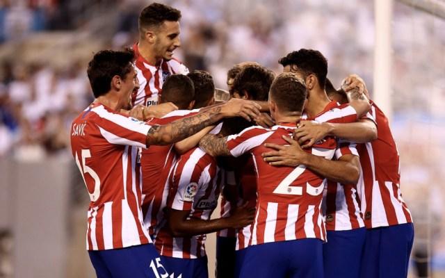 Atlético de Madrid humilla al Real Madrid en EE.UU. - Foto de @Atleti