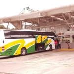 Autobús aplasta a hombre en terminal de Iztapalapa