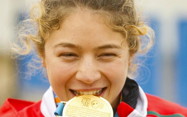 México agrega cuatro oros y sigue segundo en medallero Lima 2019 - Foto de Notimex