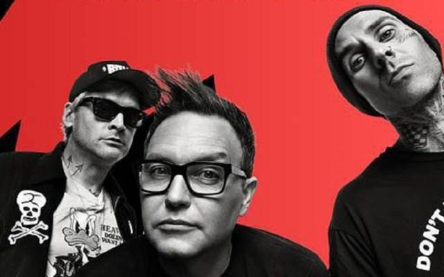 Blink-182 anuncia fecha de estreno de su nuevo disco 'Nine' - Integrantes de Blink-182. Foto de Deezer