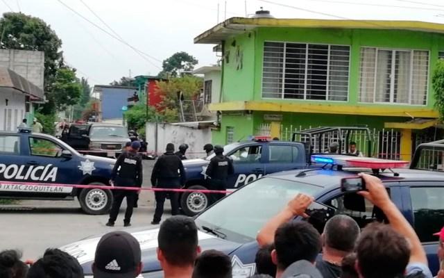Hallan bolsas con restos humanos en Veracruz - bolsas cuerpos veracruz