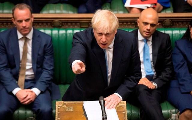 Boris Johnson promete 'edad de oro' en Reino Unido - Boris Johnson