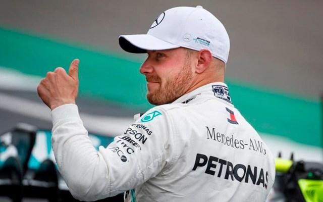 Bottas logra la pole en GP de Gran Bretaña - bottas pole gp gran bretaña